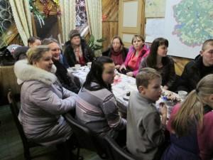 Рождественская музейная ночь,  06.01.2015